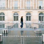 umbrellas in Paris